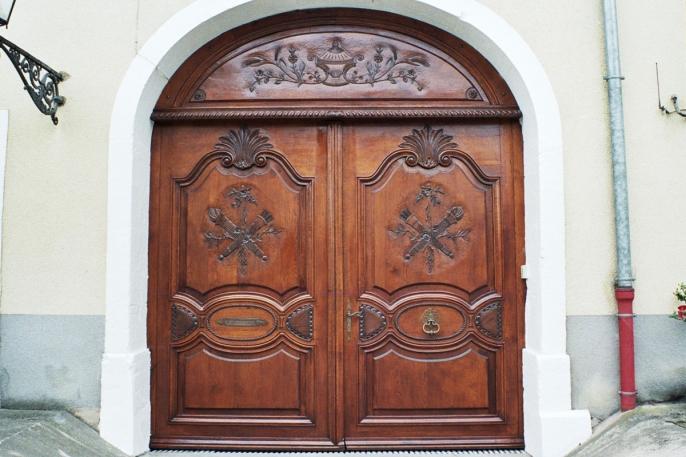 Porte pleine Jean-Paul Moton